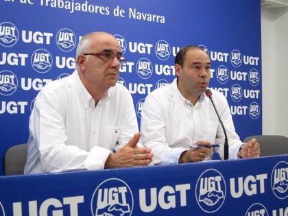 """Goyen espera una nueva Ejecutiva UGT """"con mayor fortaleza"""" que la actual"""