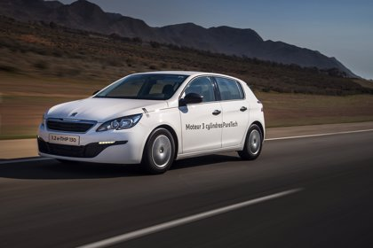 Peugeot logra un consumo récord de 2,85 litros a los 100 con un 308