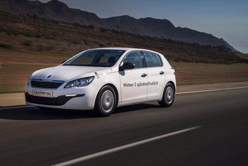 Récord de consumo del Peugeot 308