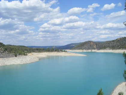 Los pantanos de la cuenca del Segura aumentan sus reservas en 13 hm3 en la última semana