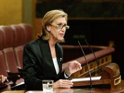 Rosa Díez denuncia el apoyo del PSC y la abstención del PP a una moción de apoyo a quienes la acosaron en la UAB