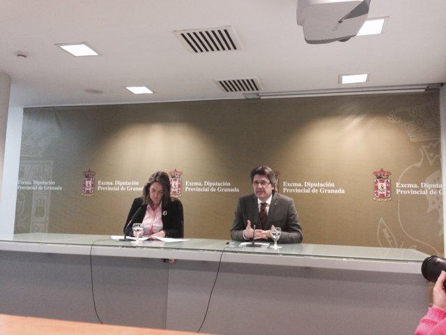 Luisa García Chamorro y José Torrente
