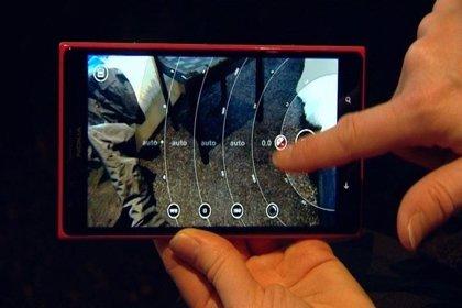 Nokia muestra las prestaciones de la tecnología Pureview de los Lumia en Laponia