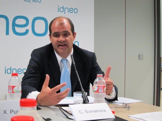 Carles Sumarroca, Presidente De Comsa Emte
