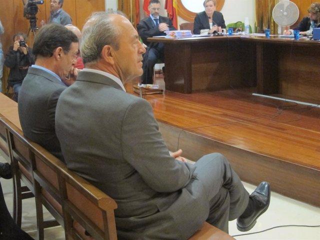 Juicio contra López Marcano e Higuera por Casa de los Gorilas