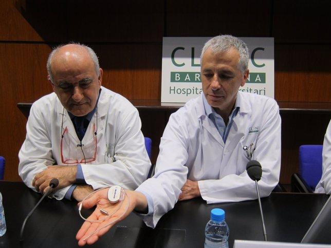 El Clínic de Barceloa implanta el marcapasos más pequeño del mundo