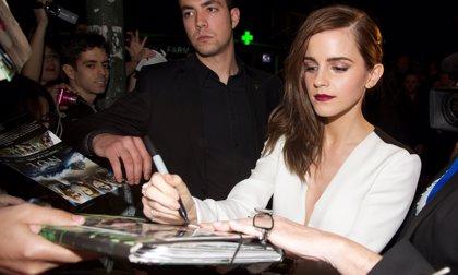 Emma Watson conquista Madrid en la premiere de Noé