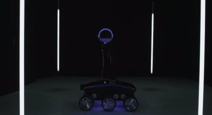 Galaxy NX Rover, el robot fotógrafo de Samsung
