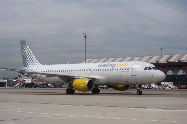 Avión de Vueling