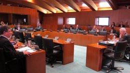 Modesto Lobón ha comparecido en la Comisión de Agricultura