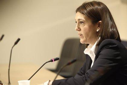 El PSOE reiterará mañana a la vicepresidenta que los acuerdos sobre corrupción no se pueden limitar a dos proyectos