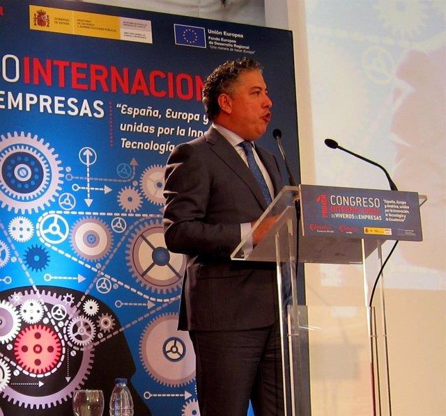 Clausura del I Congreso Interacional de Viveros de Empresas.