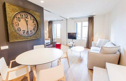 Izaka invierte 1,3 millones en un edificio de apartamentos turísticos de lujo en Barcelona