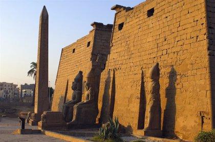 El sarcófago del visir Amen-Hotep hallado en Luxor podría abrirse al público en dos años