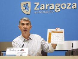 Martín explica los criterios que se analizan en la auditoría del bien común