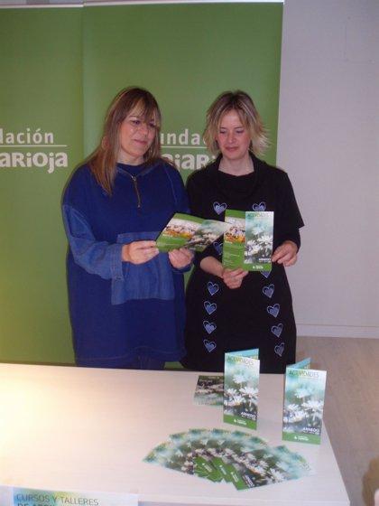 La Fundación Caja Rioja presenta una nueva programación con 20 cursos y talleres en su Centro de Arnedo
