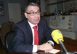 Alcalde de Parla, José María Fraile