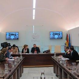 Comisión no permanente de estudio sobre las inundaciones producidas en la región