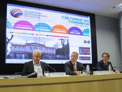 Costa Rica y España presentan el VI Congreso Iberoamericano de Cultura