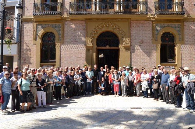 Visita San Fulgencio