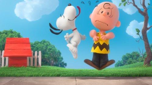 Snoopy y Charlie Brown 'Peanuts'