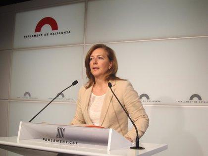 C's reclama formar parte de la delegación del Parlamento catalán que vaya al Congreso