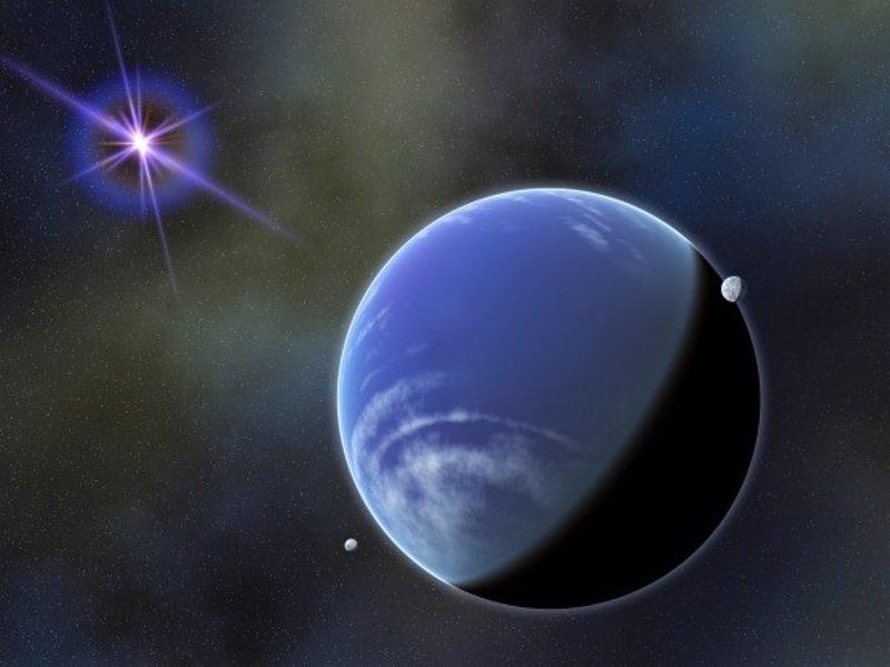 Primera detección de un planeta con microlente gravitacional