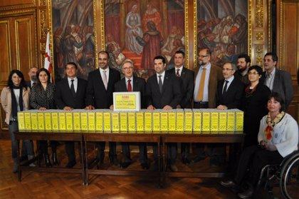 803 de los 947 ayuntamientos de Catalunya llevarán la reforma local al TC
