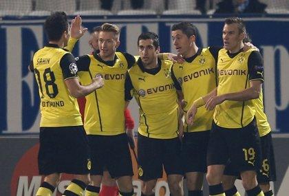 (Previa) El Dortmund, a sellar el pase a cuartos ante el Zenit