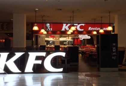 KFC remodela los restaurantes de la cadena situados en Montera y en La Vaguada