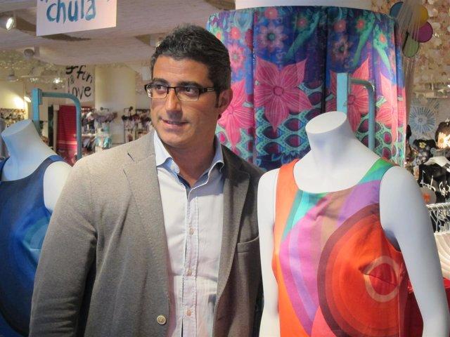 El director general de Desigual, Manel Jadraque
