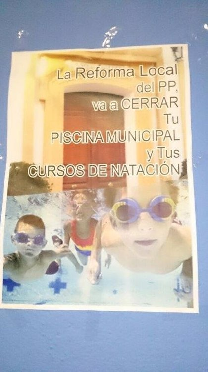 El Ayuntamiento de Guillena replica al PP que los carteles contra la reforma son del comité de empresa