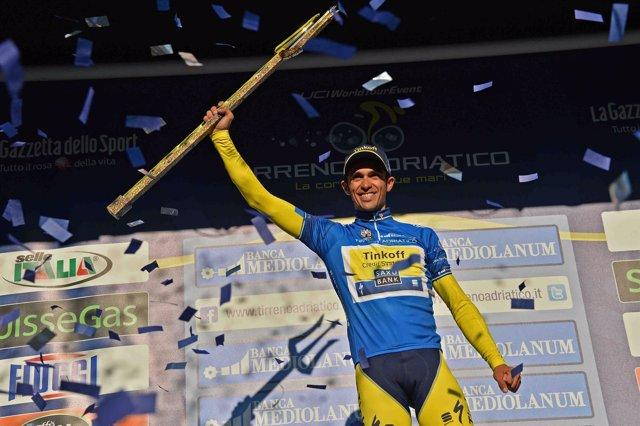 Contador gana la Tirreno-Adriático de 2014