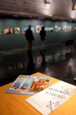 La exposición permanecerá abierta en la Sala Montsuar del IEI hasta el día 25.