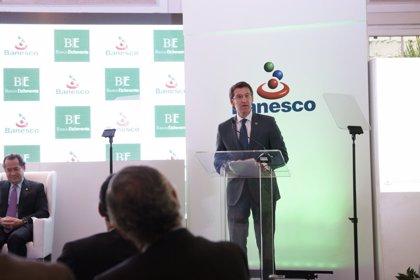 Feijóo apela a cerrar acuerdos comerciales en Panamá