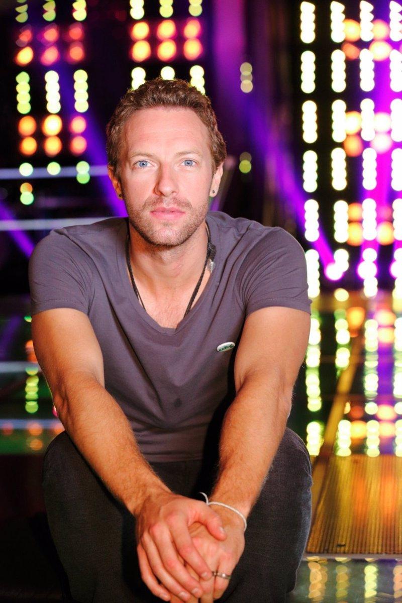Chris Martin (Coldplay) será uno de los mentores de The Voice