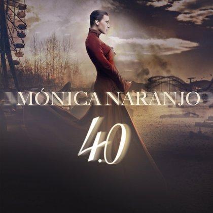 Mónica Naranjo tendrá nuevo disco en mayo