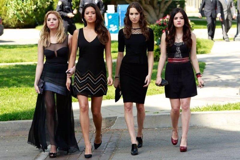Pretty Little Liars: fecha de emisión y promo de la quinta temporada