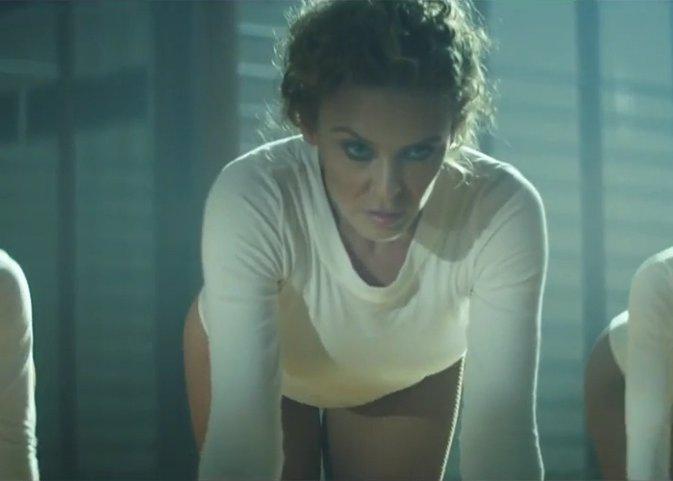 Sexercise: Sudor, escenas tórridas y ejercicios que rozan la sexualidad en el nu