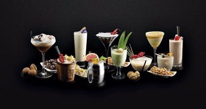 El coctelero Javier de las Muelas crea una colección de cócteles saludables con nueces