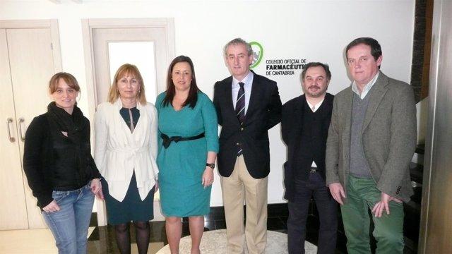 Encuentro del Foro Sanitario de Cantabria