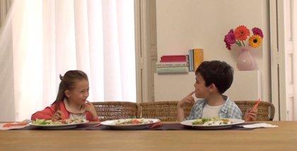 Los niños pequeños tienen déficits nutricionales de Omega 3 DHA, hierro y vitamina D