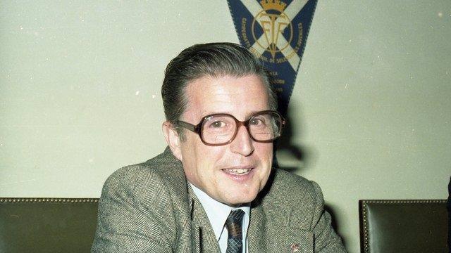El ex directivo del FC Barcelona Ferran Ariño Barberá