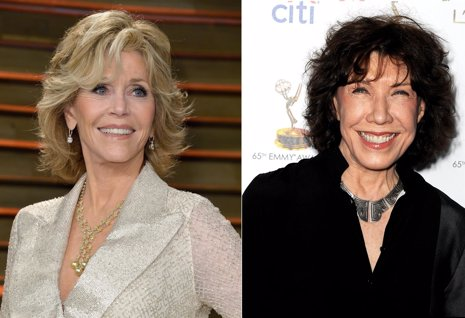 Grace and Frankie tiene como protagonistas a Jane Fonda y Lily Tomlin