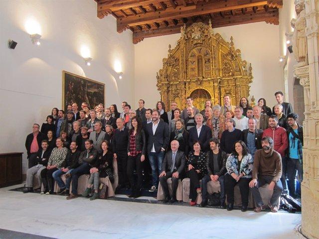Nominados a los premios Mestre Mateo 2014
