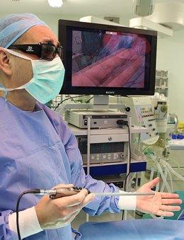 Tecnología 3D quirúrgica