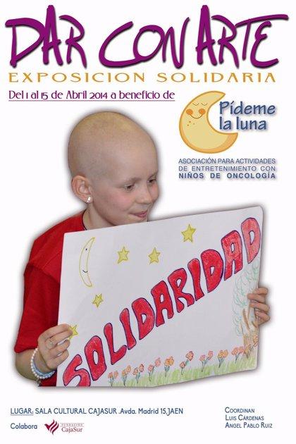 Profesionales del Hospital de Jaén organizan una exposición de pintura para ayudar a niños con cáncer