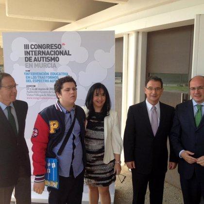 Murcia acoge un encuentro internacional sobre autismo organizado por el Centro Gabriel Pérez Cárcel
