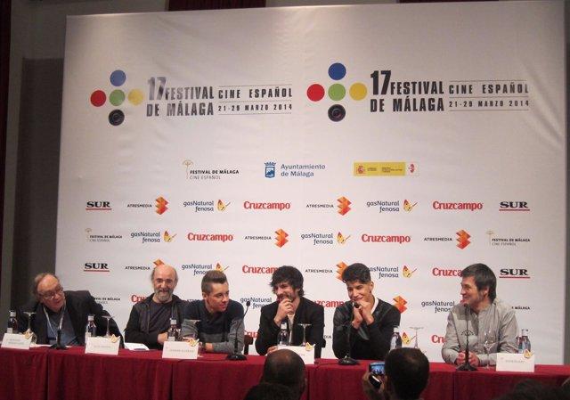 Película 'A Escondidas' de Mikel Rueda, en Festival de Cine de Málaga
