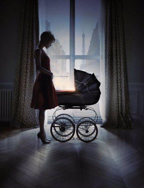 ZOE SALDANA EN ROSEMARY's BABY